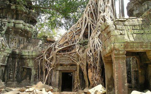 Angkor Wat: Zanimljive povijesne građevine