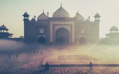 Taj Mahal: Zanimljive povijesne građevine