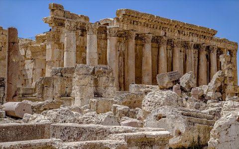 Baalbek: Zanimljive povijesne građevine