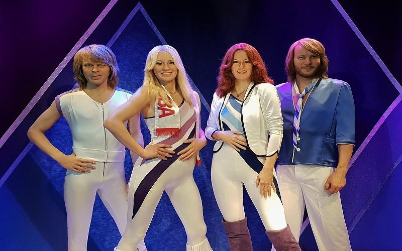 Pop grupa ABBA