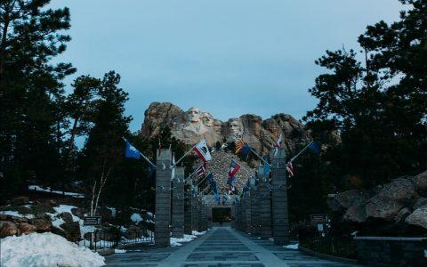Mount Rushmore: Zanimljive povijesne građevine