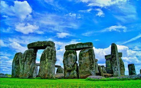 Spomenik Stonehenge: Zanimljive povijesne građevine