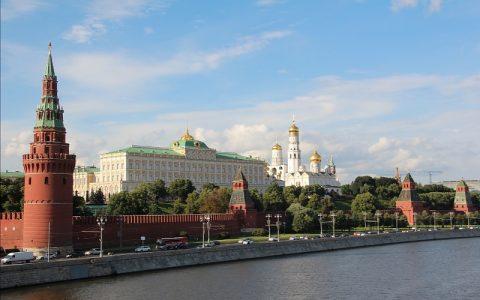 Moskovski Kremlj: Zanimljive povijesne građevine