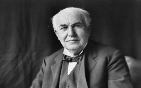 Citati Thomasa Edisona koji su uvijek bili zanimljivi