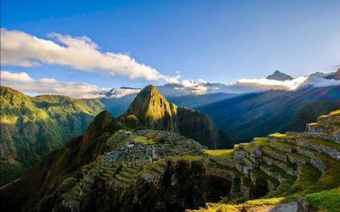Machu Picchu: Zanimljive povijesne građevine