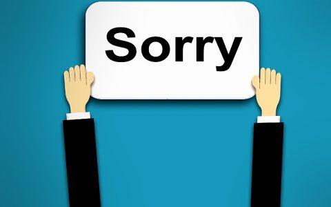 Poruke isprike koje će zadiviti ljude kojima se izvinjavate