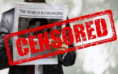 Značenje riječi Cenzura: Šta znači taj pojam