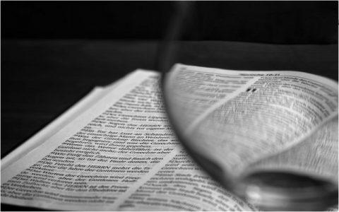 Hagaj 1: Biblija i Stari zavjet