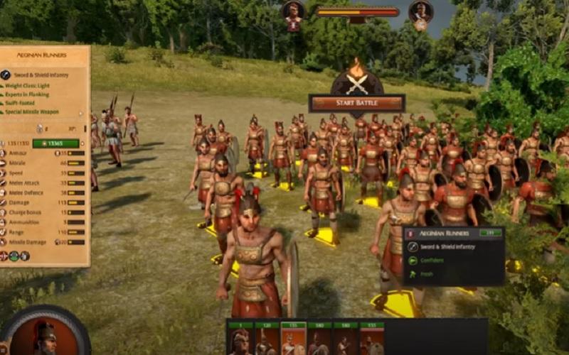 Najbolje strateške igre za PC: Total War Saga: Troy