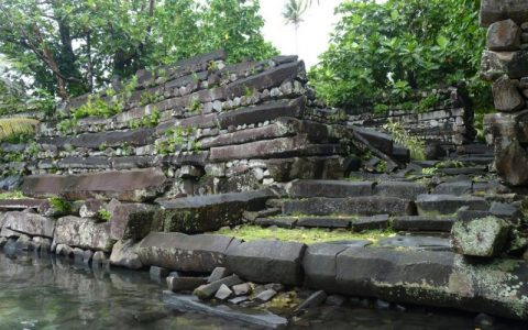Izgubljeni grad Nan Madol