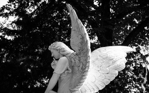 Ti si moj anđeo koji me uvijek čuva
