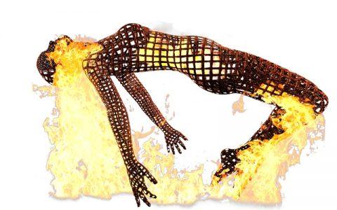Samozapaljenje - sagorjeti u vlastitom plamenu