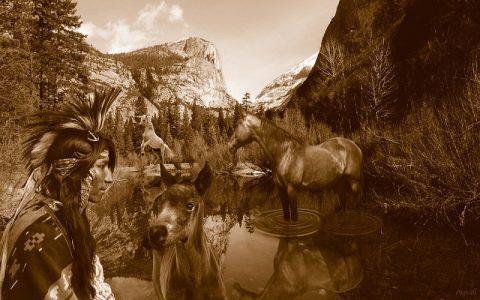 Zaboravljeni narodi Sjeverne Amerike - Indijanci i građevine