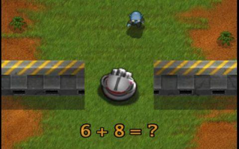 Cool zabavne matematičke igre - obrana od zombija