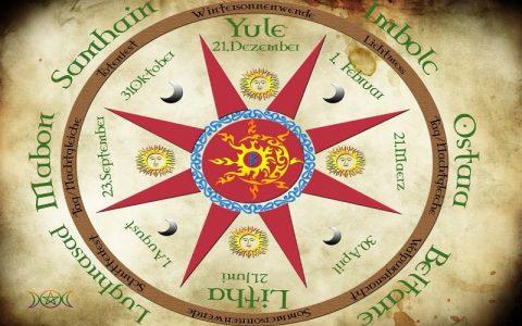 Kalendar godine kod Kelta