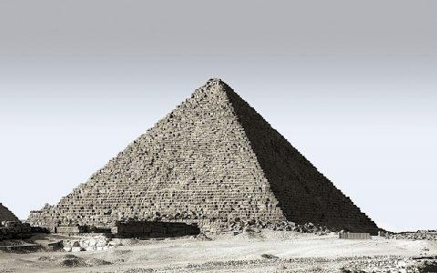 Egipatske piramide i tajne piramida