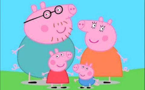 Peppa Pig igrice iz crtanih filmova za djecu