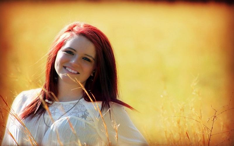 Najljepše djevojke crvene kose