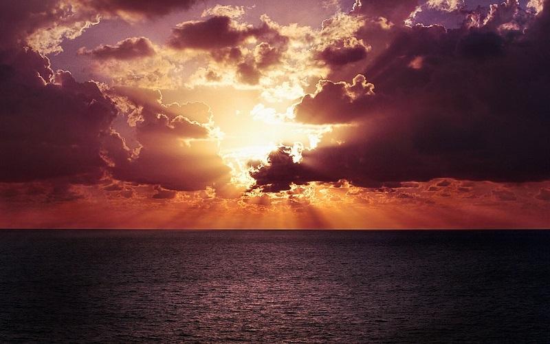 Top slike prirode - sunce i more