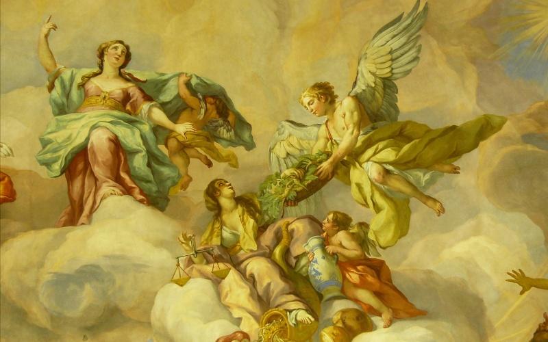 anđeli bojanka