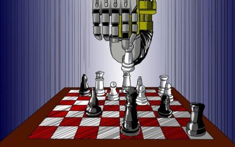 Šah igra da se zabavite i uz to vježbate igrati šah
