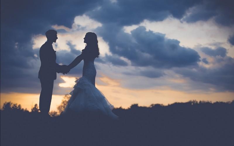 Za mladencima stihovi vjenčanje Čestitke za