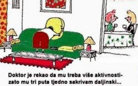 Smiješne slike doktora koje će vas jako nasmijati