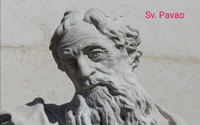 Kršćanske svete slike Svetog Pavla