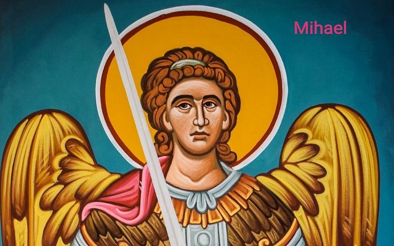 Kršćanske svete slike arkanđela Mihaela