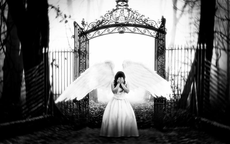 Anđeo i raj