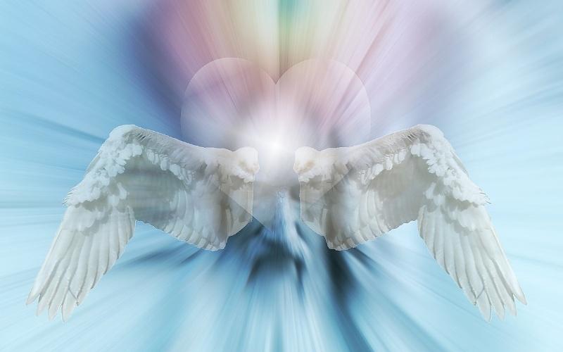Anđeo na nebu
