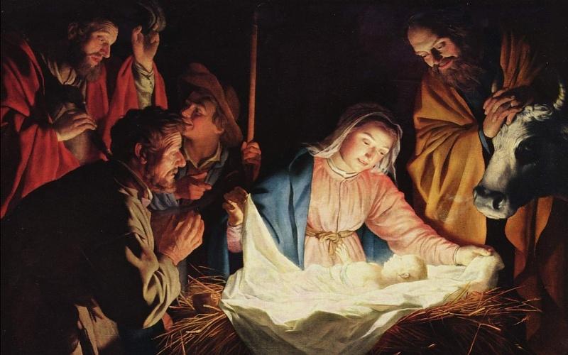 Svete slike na kojima je mali Isus
