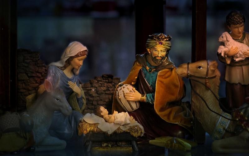 Blažena Djevica Marija i rođenje Isusovo