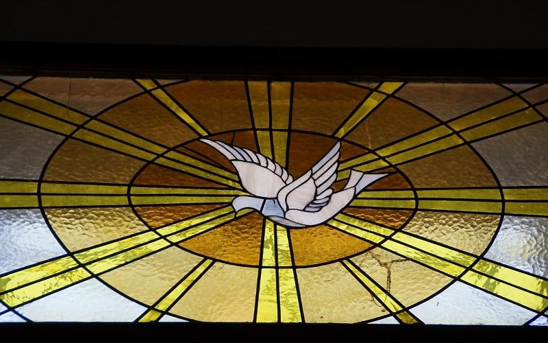 Duh Sveti i crkva
