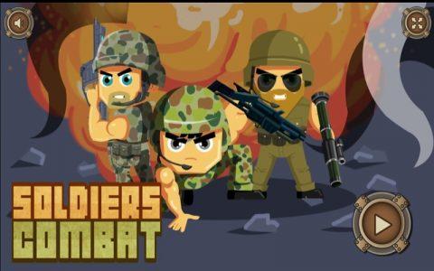 Ratne igre za dobru zabavu na netu - Soldiers Combat