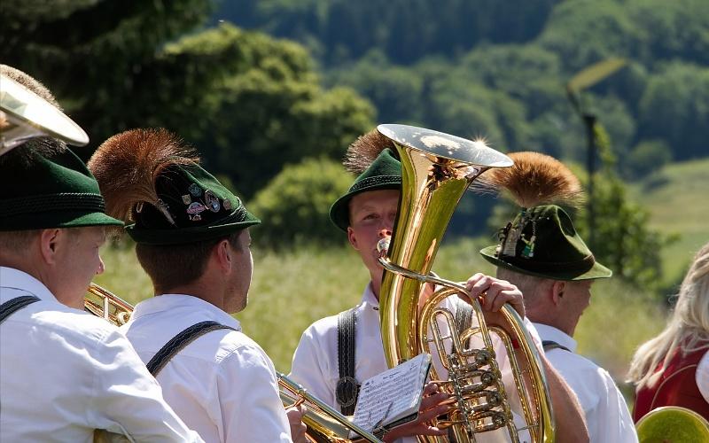 Bavarska narodna nošnja