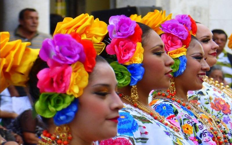 Meksička narodna nošnja