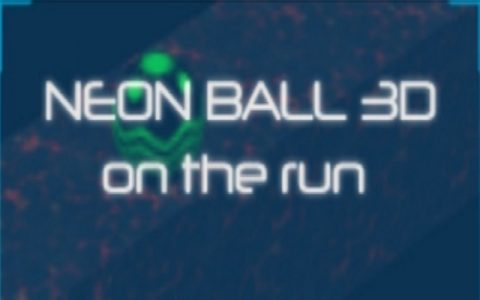 Neon Ball 3D - Najbolje zabavne igre na netu