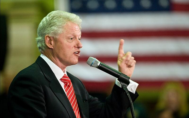 Biografija Billa Clintona - Biografije poznatih