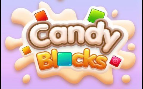 Candy Blocks - Najbolje zabavne puzzle igre na netu
