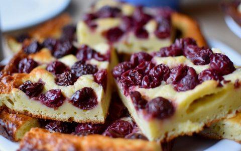 Nabujak od sira i trešanja - Najbolji recepti za slatka jela