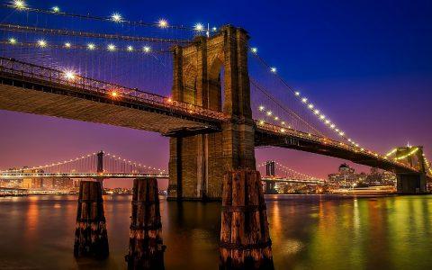 Most Brooklyn: Zanimljive povijesne građevine