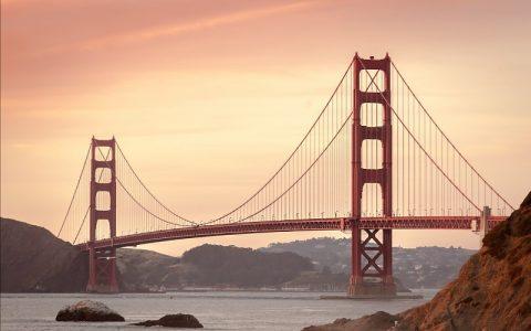 Most Golden Gate: Zanimljive povijesne građevine