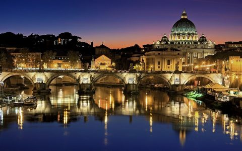 Bazilika svetog Petra: Zanimljive povijesne građevine