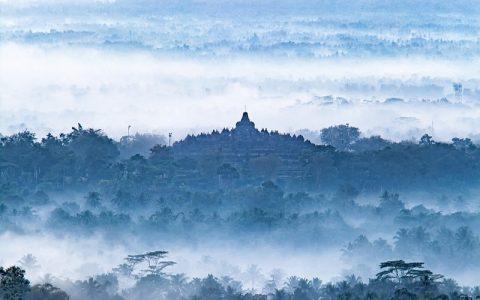 Borobudur: Zanimljive povijesne građevine