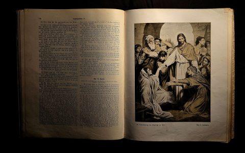 Jakovljeva poslanica 1: Biblija i Novi zavjet