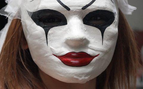 Strašna maska: Najbolje strašne horror priče