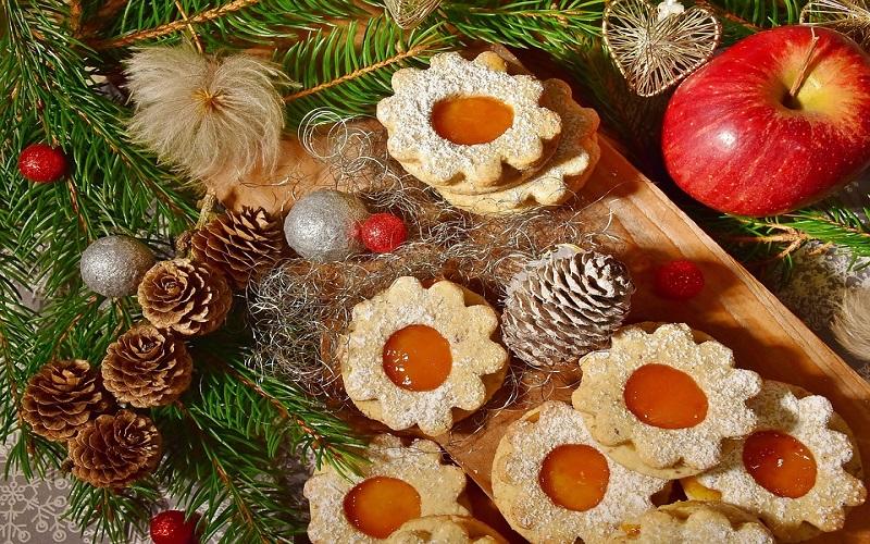 Božićni kolačići: Najbolji recepti za slatka jela