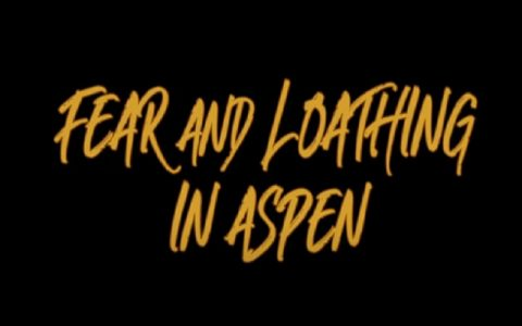 Fear and Loathing in Aspen (2021): Biografski filmovi