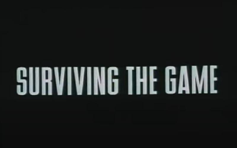 Surviving the Game (1994): Avanturistički fimovi